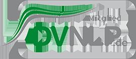 Logo Mitglied im DVNLP