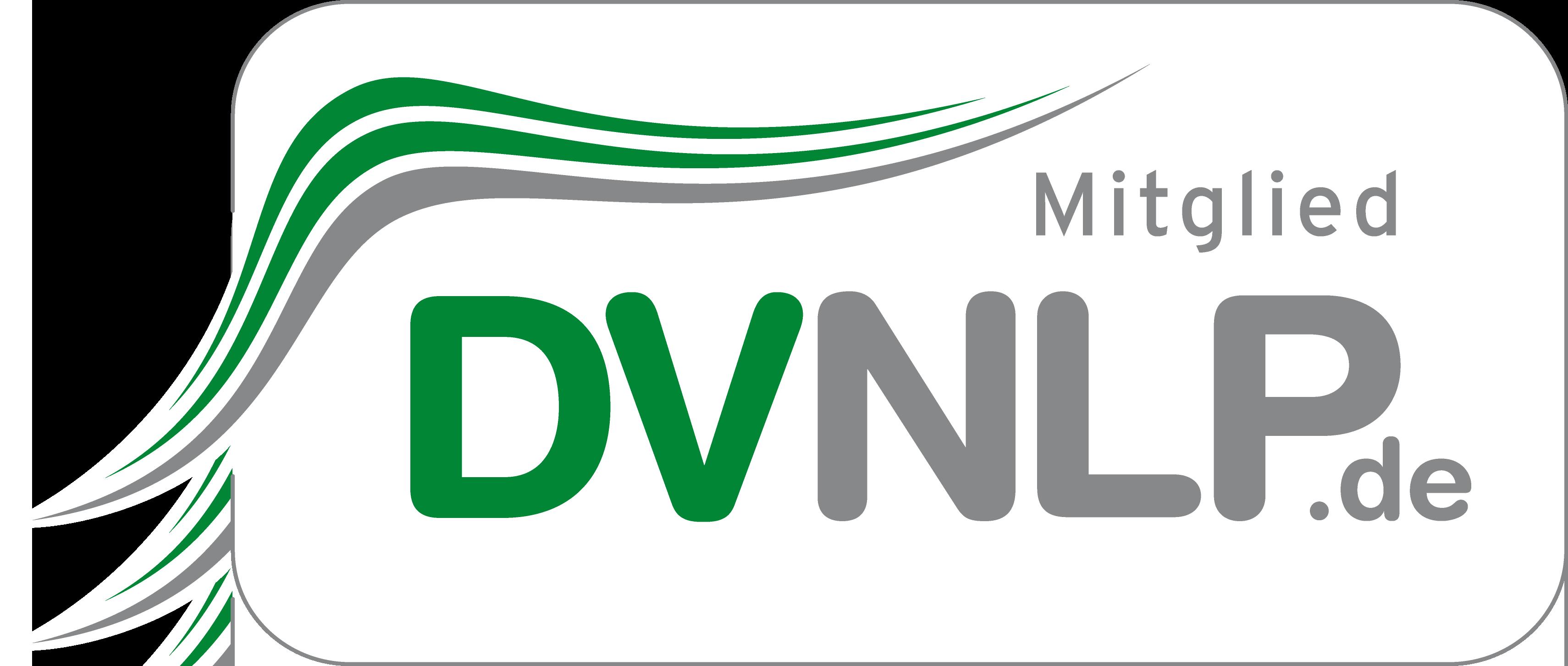 Logo - Mitglied im DVNLP